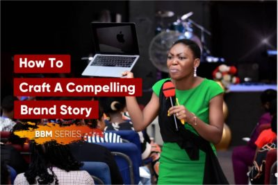 How to create a compelling brand story